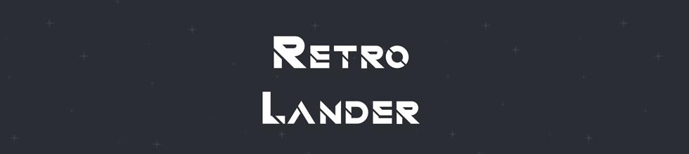 Retro Lander