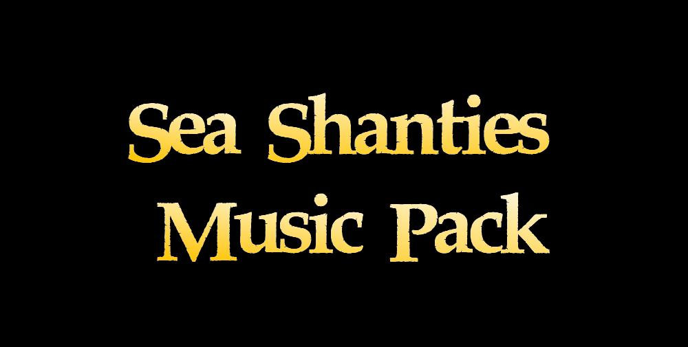 Sea Shanties Pirate Music Pack