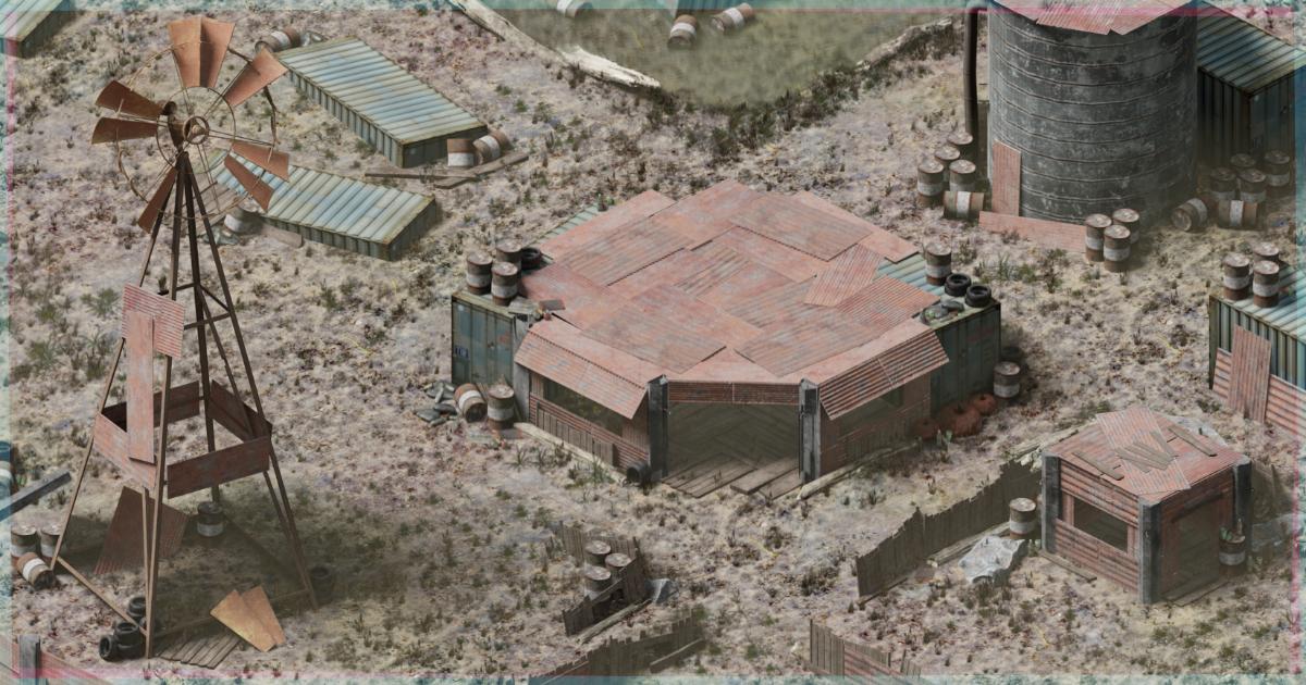 Wasteland Tiles