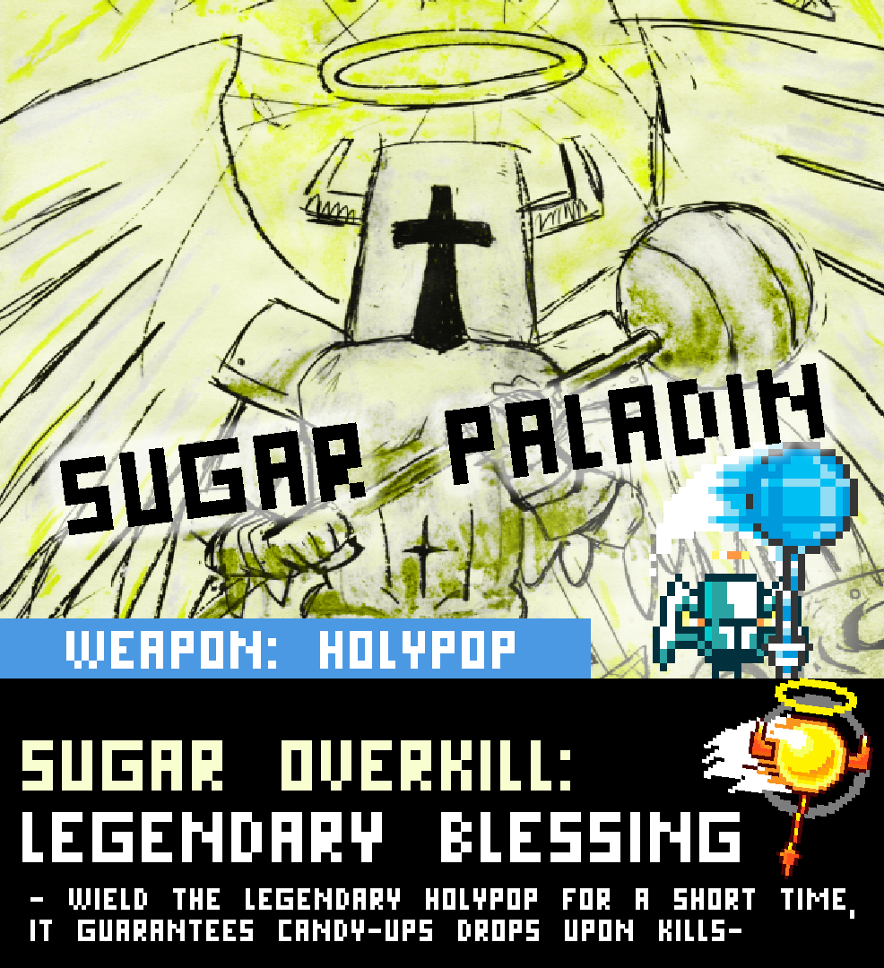 Click here to learn more about the Sugar Paladin