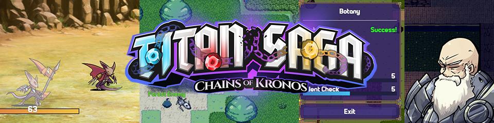 Titan Saga: Chains of Kronos