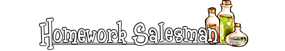 Homework Salesman
