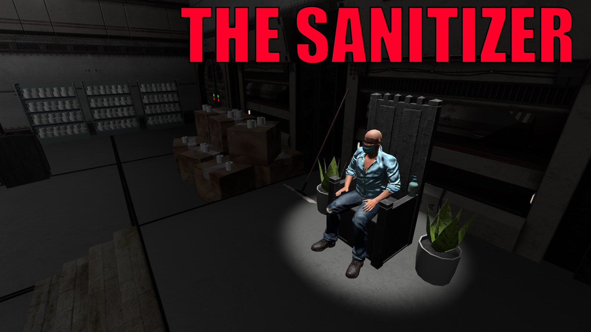 THE SANITIZER