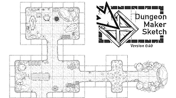 Plans For 0 50 Dungeon Maker Sketch D D Map Maker By Edward Neave