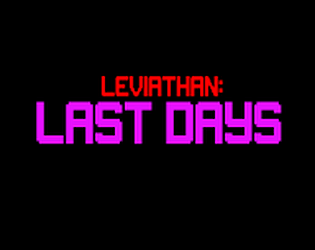 Leviathan: Last Days