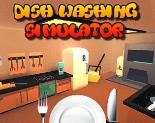 Dish Washing (Simulator)