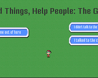 Find Things, Help People: The Game