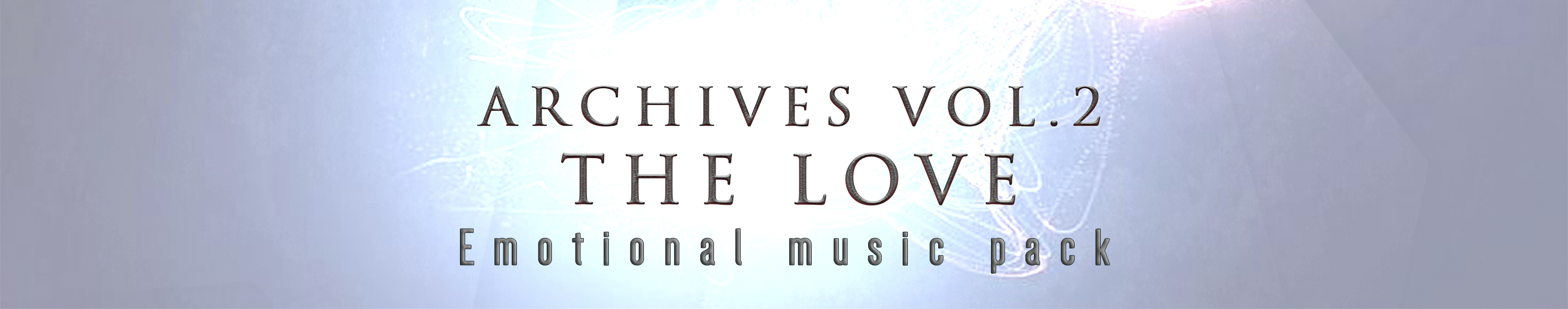 Archives vol2 The love
