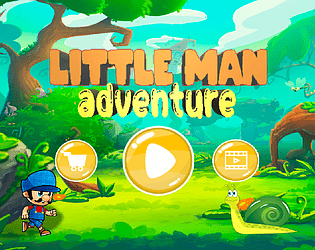 Little Man: Super Adventure Games 2020