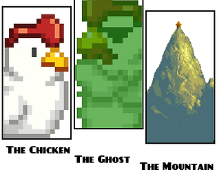 The Chicken, the Ghost and the Mountain