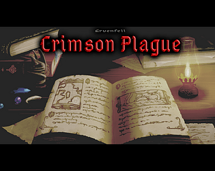 Ervenfell - Crimson Plague (No Travel Game Jam)