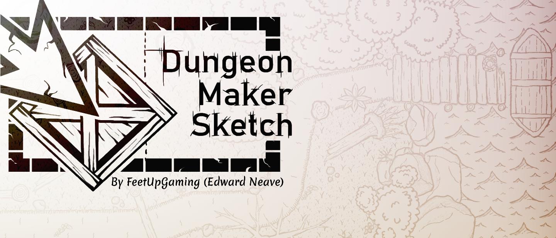 Dungeon Maker Sketch  ( D&D Map Maker )