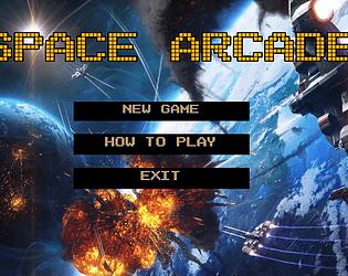 Space Arcade (UE4)