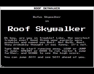 Roof Skywalker