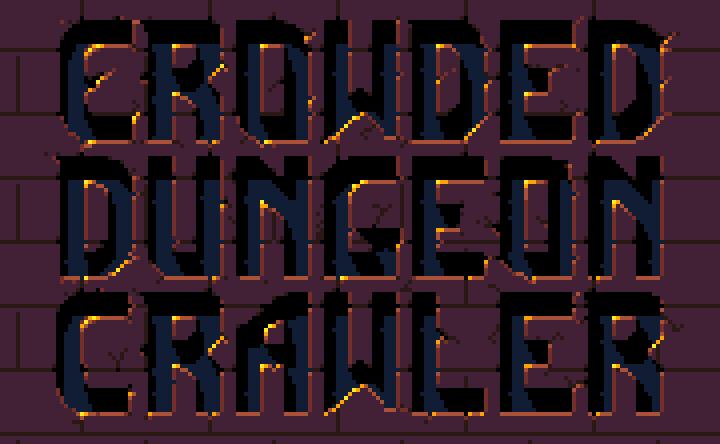 Crowded Dungeon Crawler