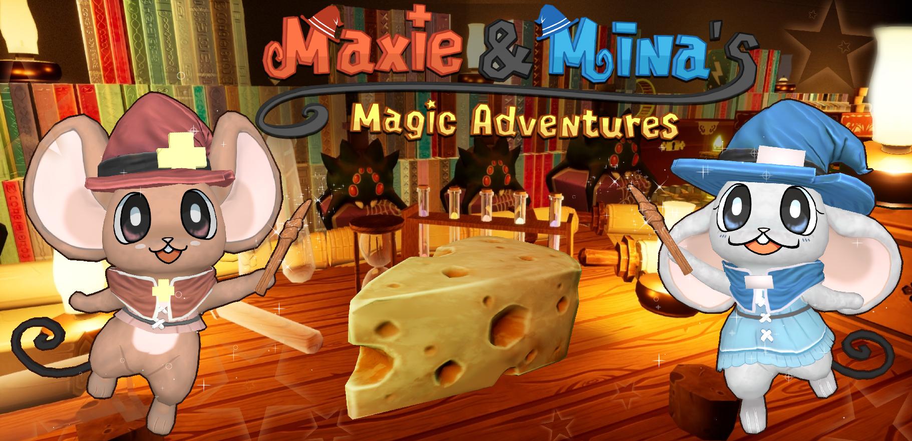 Maxie & Mina's Magic Adventures
