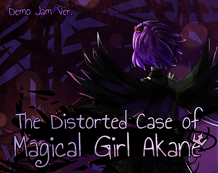 The Distorted Case of Magical Girl Akane [DEMO Ver.]