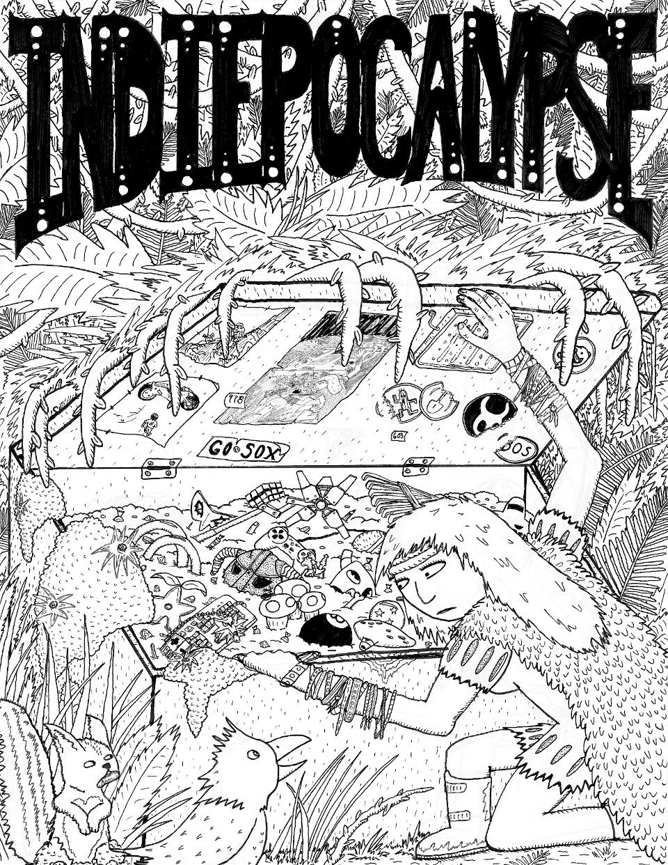 Indiepocalypse #1