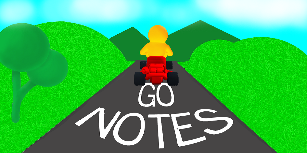 Go Notes Educational Music Trainer - Learn Music