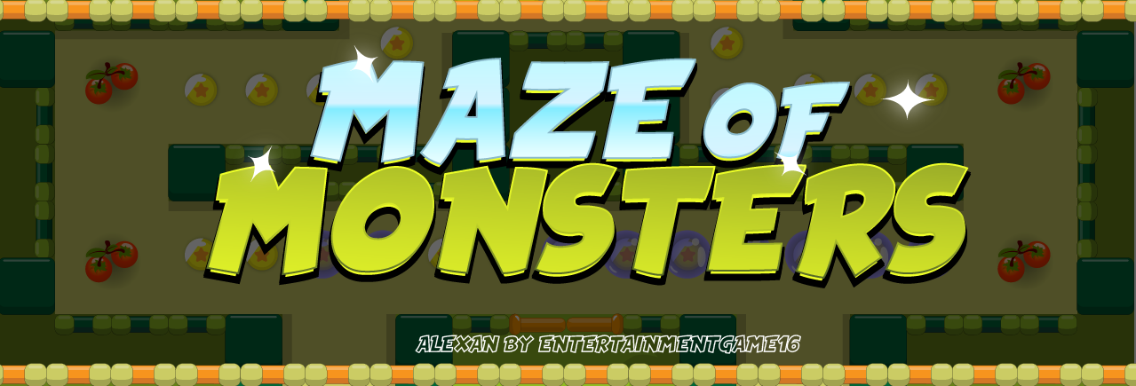 Maze Of Monsters