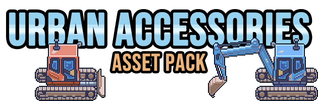 Japanese Urban Accessories Pack
