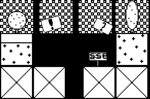 White & black 8bits asset (x32 sprites)