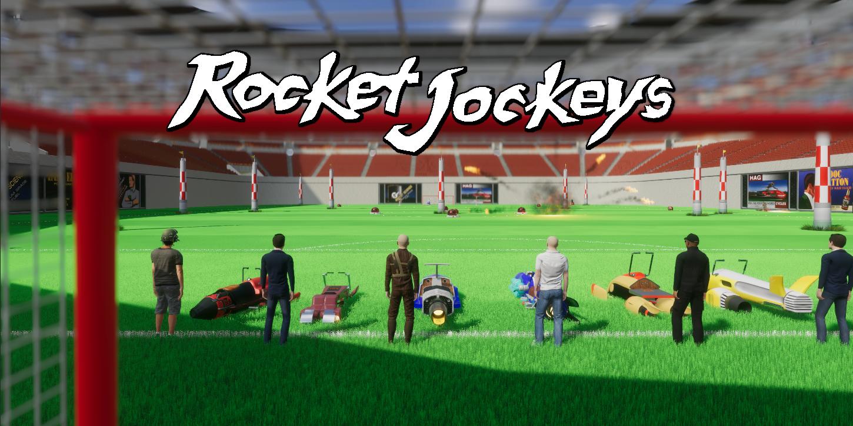Rocket Jockeys - The Remake