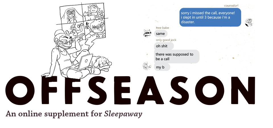 Offseason: A Sleepaway Supplement