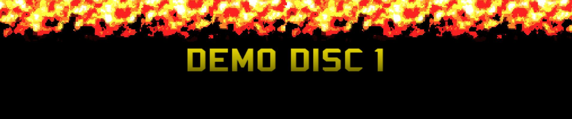 Demo Disc 1