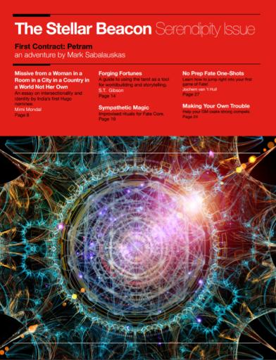 Stellar Beacon: Serendipity Issue