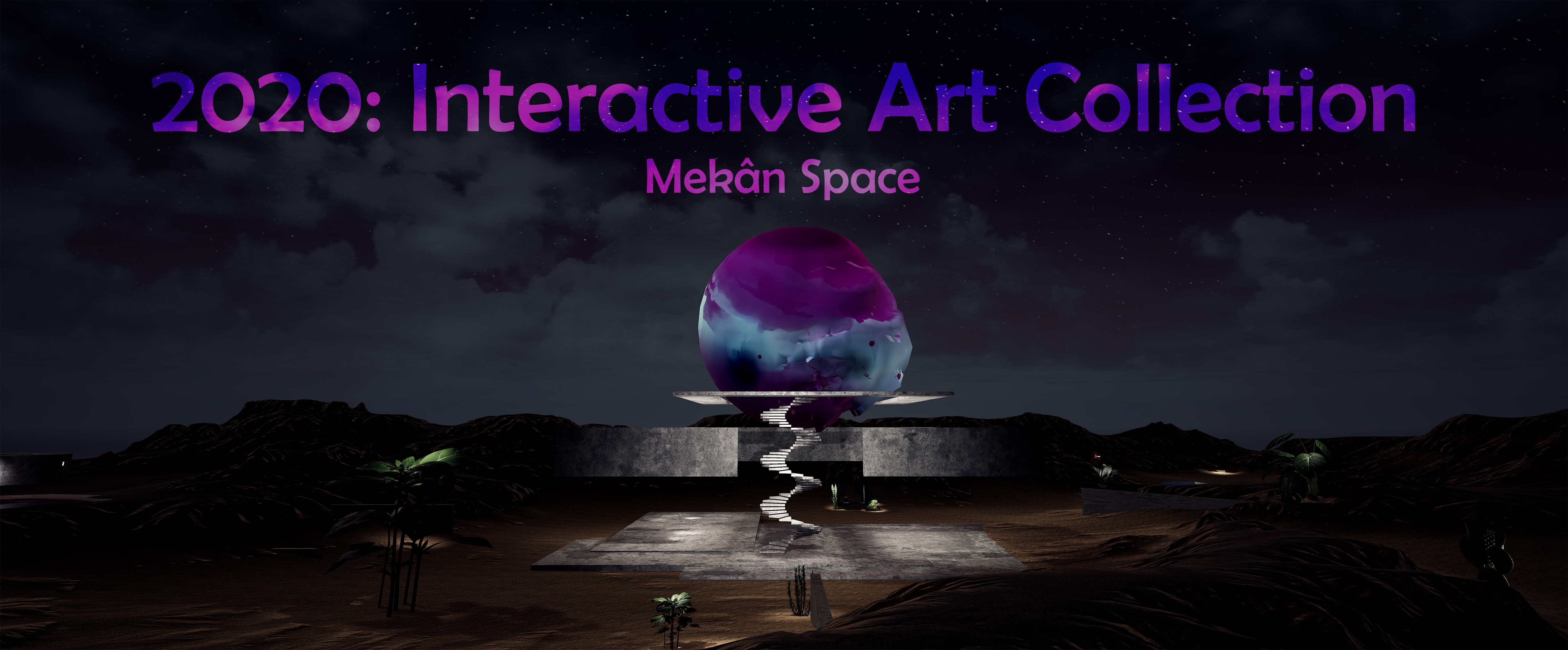 2020: Interactive Art Collection