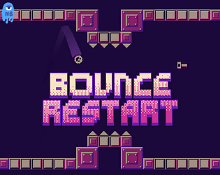 Bounce Restart - #Devtober [Free] [Platformer] [Windows] [Linux]