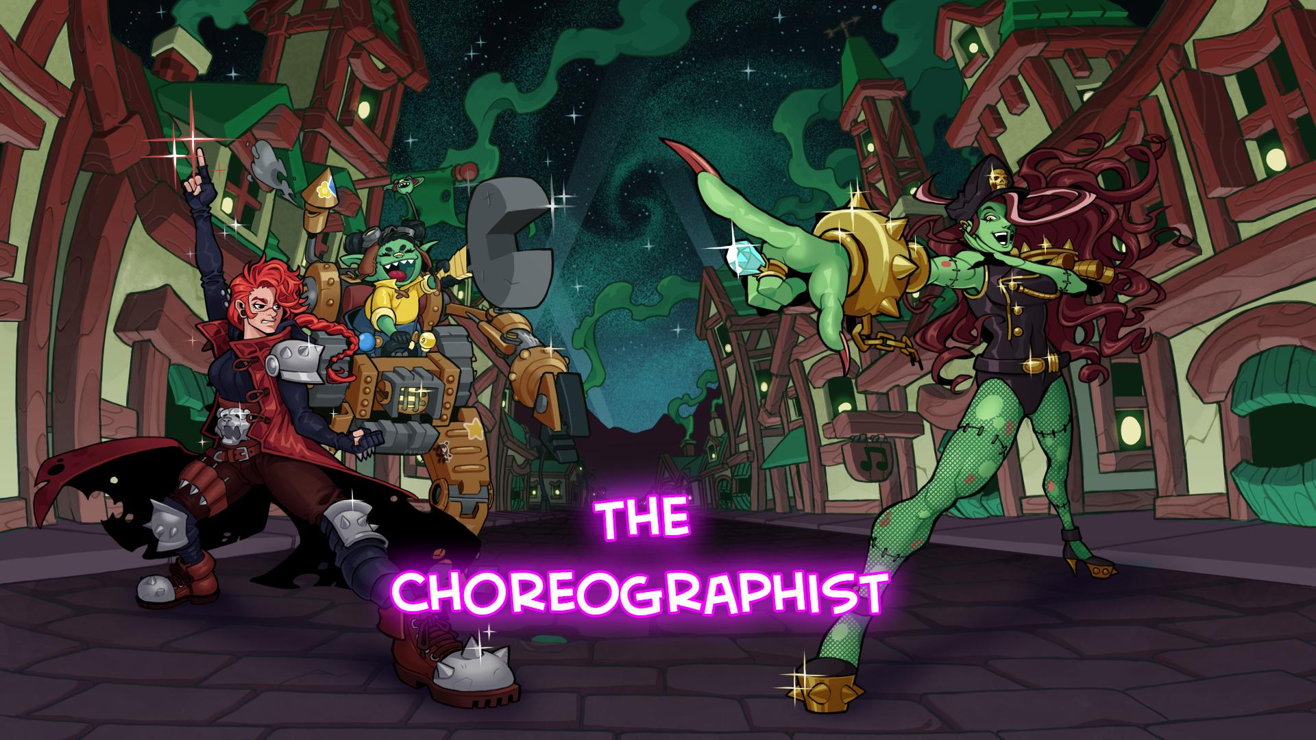The Choreographist