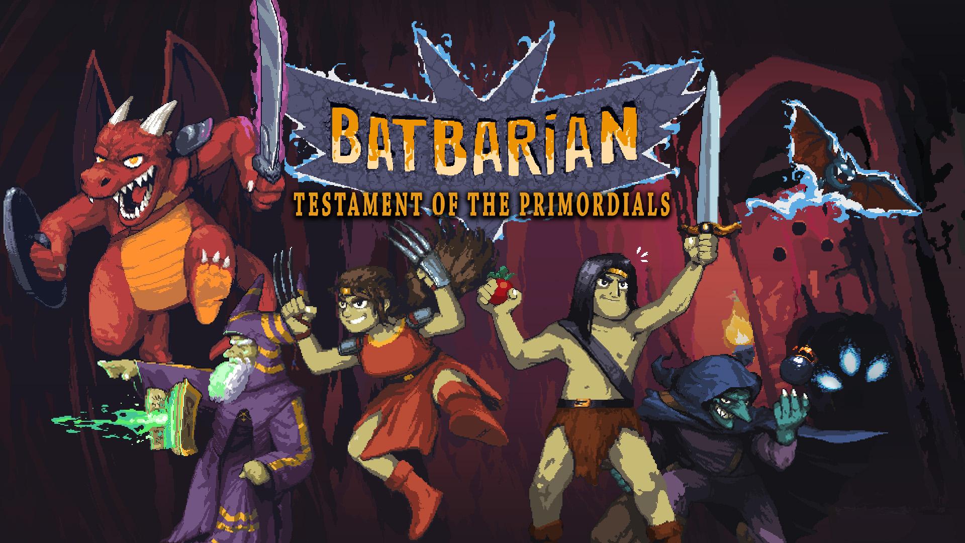 Batbarian: Testament of the Primordials Original Soundtrack