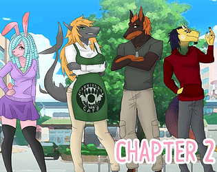 Anthro Affection CH.2 [Free] [Visual Novel] [Windows] [macOS]