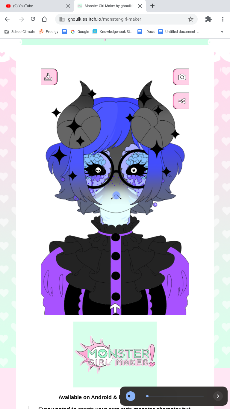 Comments 5694 To 5655 Of 5734 Monster Girl Maker By Ghoulkiss