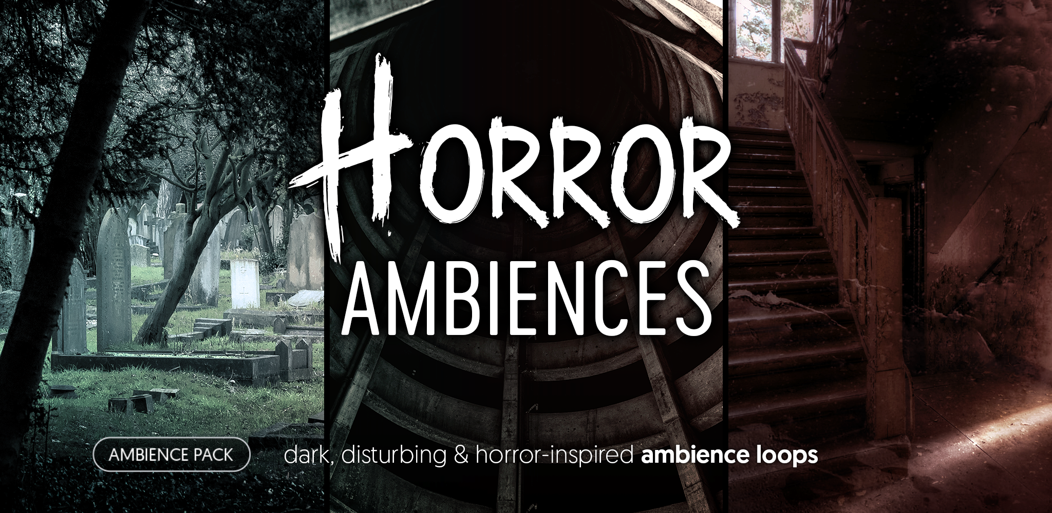 Horror Ambiences - ambience pack