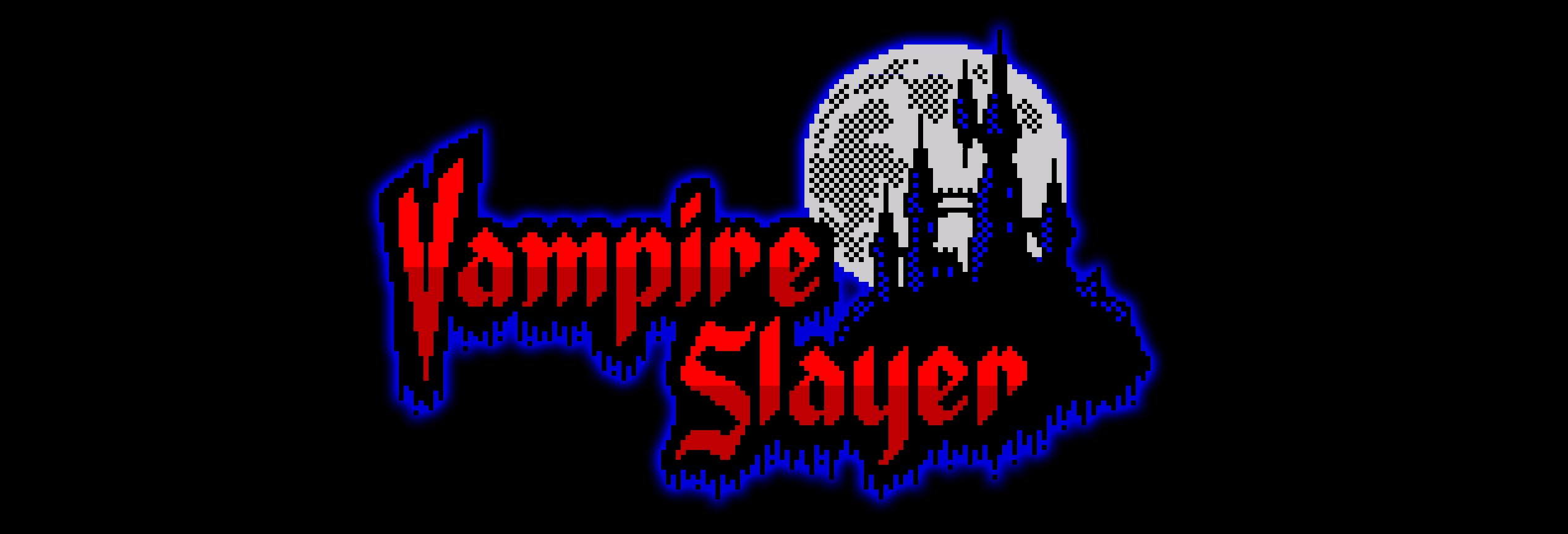 Vampire Slayer (ZX Spectrum 128k - Demo)