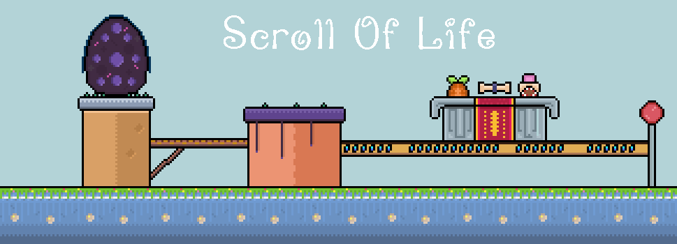 Scroll Of Life