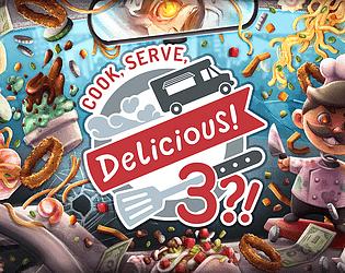 Cook, Serve, Delicious! 3?! [$19.99] [Simulation] [Windows]