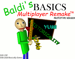 Baldi's Basics Multiplayer Remake Prototype [Free] [Educational] [Windows]