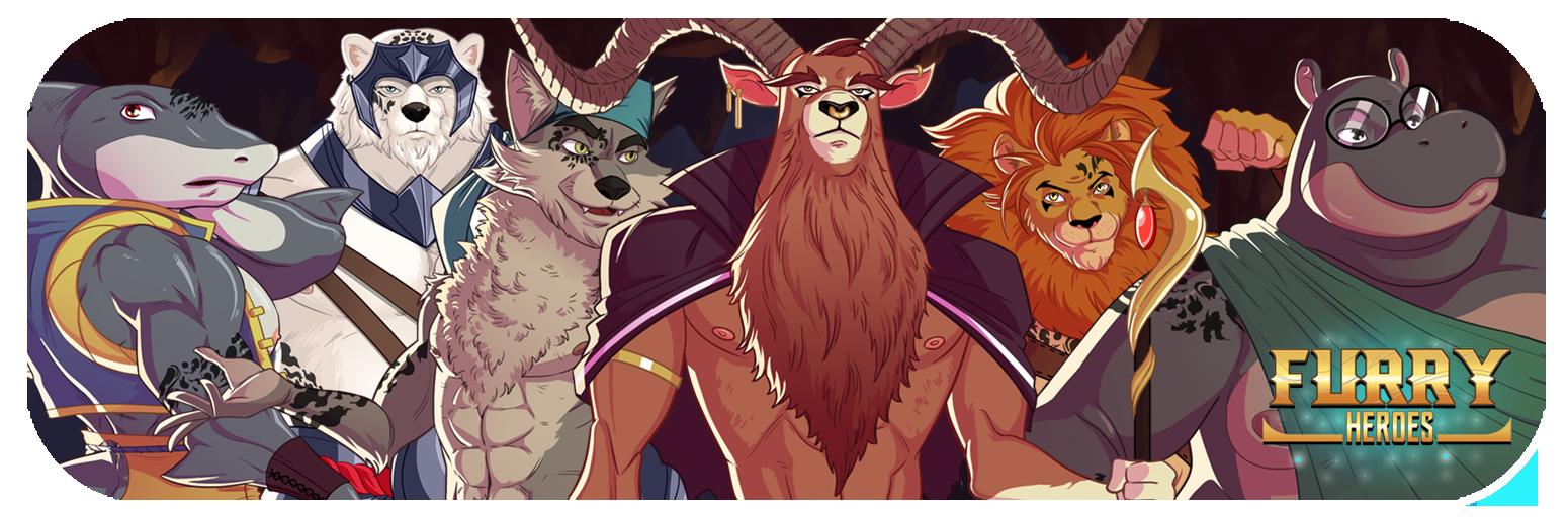 Furry Heroes - NSFW Game