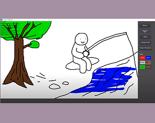 Coloring Paints For Kids Demo Game