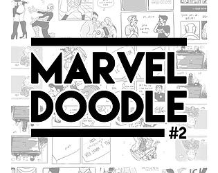 Marvel Doodle #2