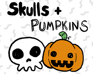 Skulls and Pumpkins [Free] [Card Game]