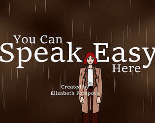 You Can Speak Easy Here