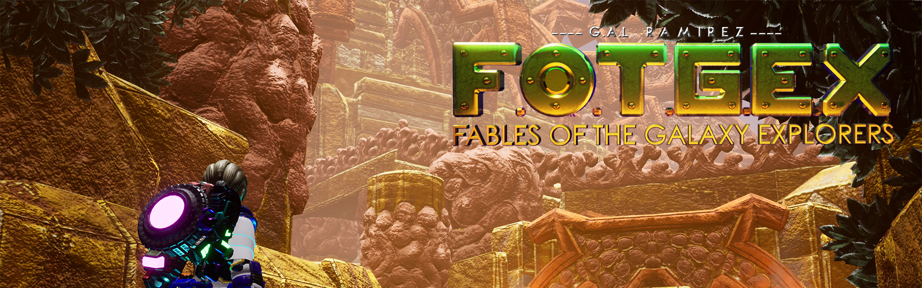 FOTGEX - Fables of The Galaxy Explorers