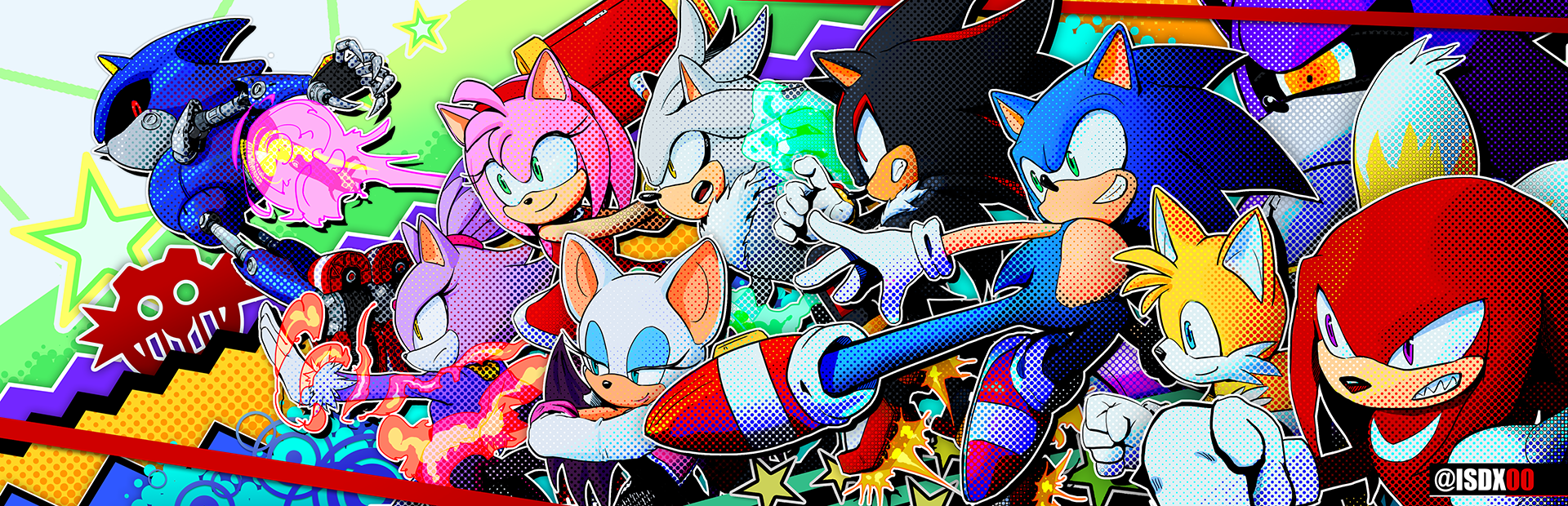 Sonic Smackdown By Arcforged This is clearly one of the highlights in this sage. sonic smackdown by arcforged