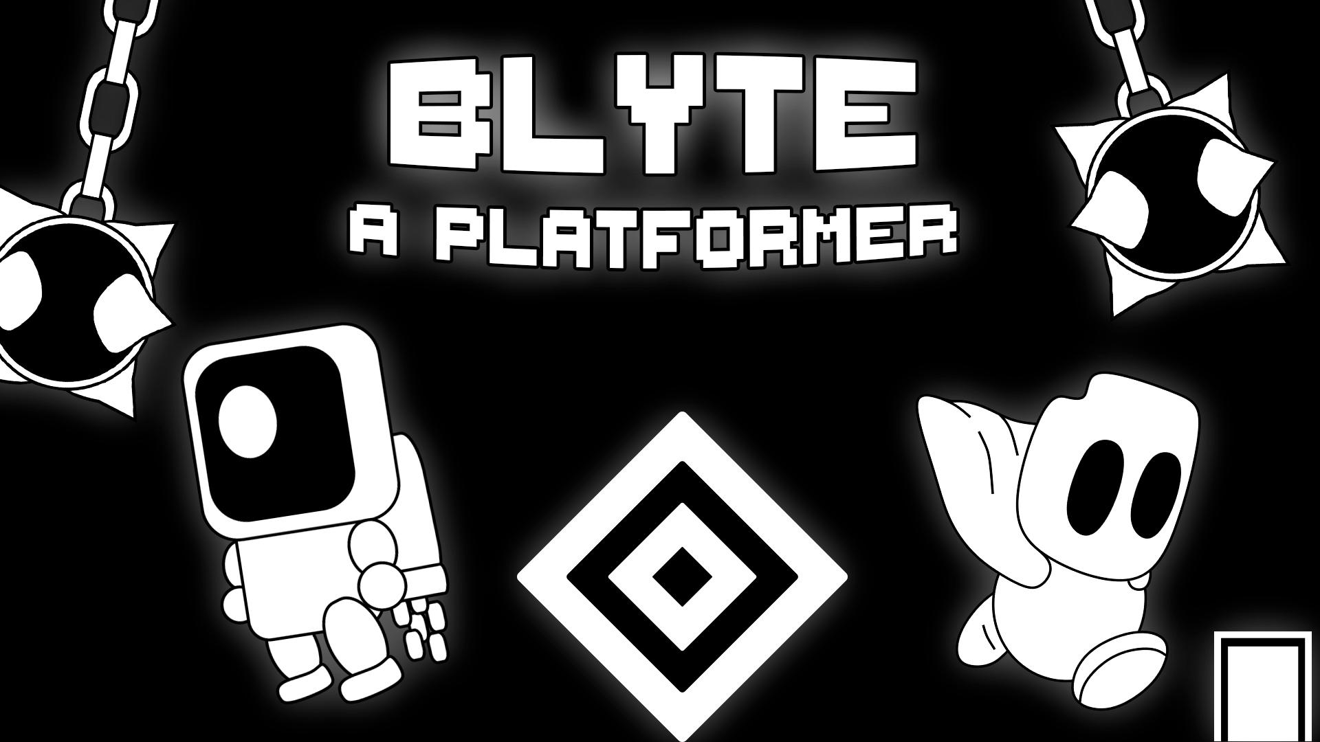 Blyte- A Platformer