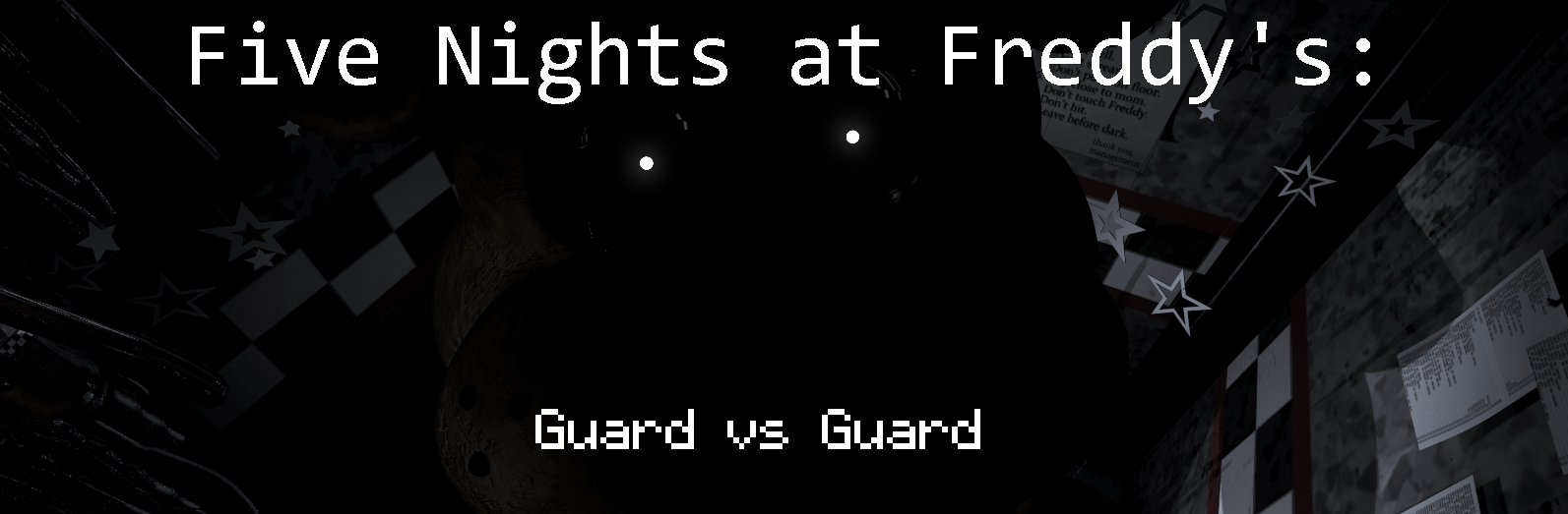 Five Nights At Freddy's: Guard Vs Guard (Online)